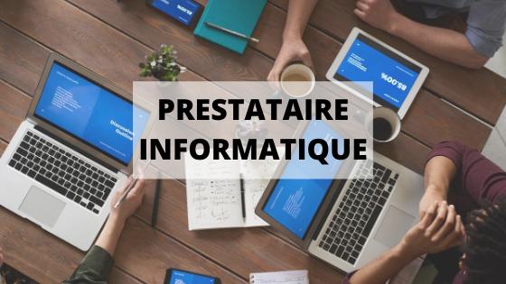 Prestataire informatique Marseille